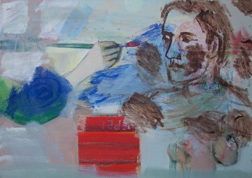Dipingerlo, Gemälde_ 10.2015_2